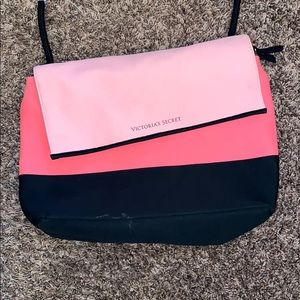 Victoria's Secret Pink large insulated cooler